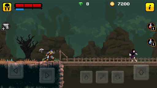 Dark Rage - Action RPG screenshot 11