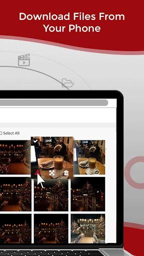Zapya WebShare - File Sharing in Web Browser screenshot 4