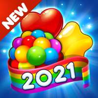 Candy Craze 2021: Match 3 Games Free New No Wifi on 9Apps