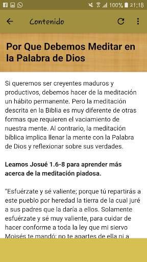 Estudios Bíblicos Profundos screenshot 9