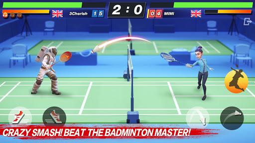 Badminton Blitz - Free PVP Online Sports Game screenshot 2