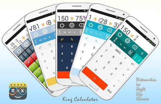 King Calculator screenshot 7