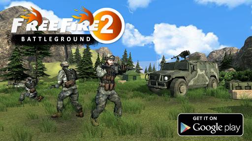 Survival Free Fire Battlegrounds: FPS Shooting 3D screenshot 1