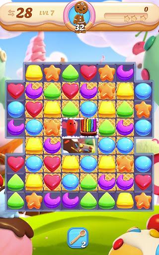 Cookie Jam Blast™ New Match 3 Game | Swap Candy 6 تصوير الشاشة