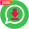 Status Saver - Download & Save Status for WhatsApp icon