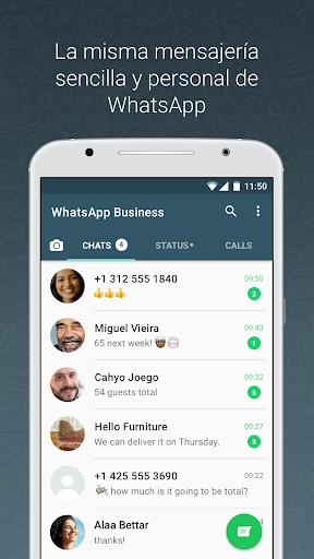 WhatsApp Business screenshot 4