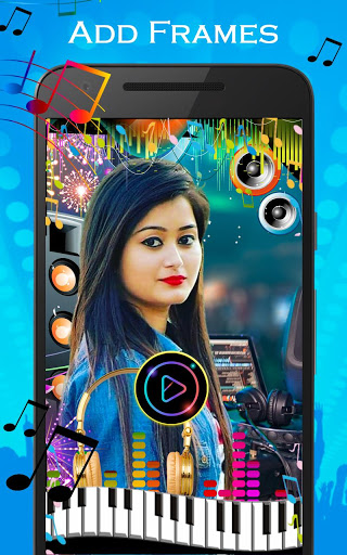 Dj Video  Maker 2021 -Dj Music Photo movie maker screenshot 4