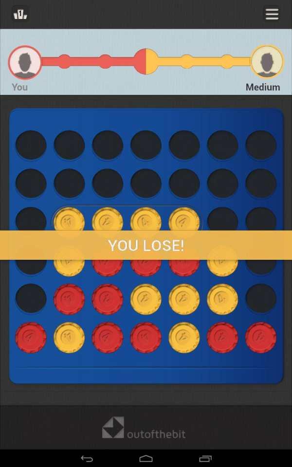 Four In A Row - Classic Board Games screenshot 6