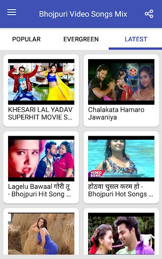 Bhojpuri Video Songs HD Mix screenshot 1