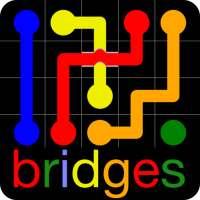 Flow Free: Bridges on 9Apps