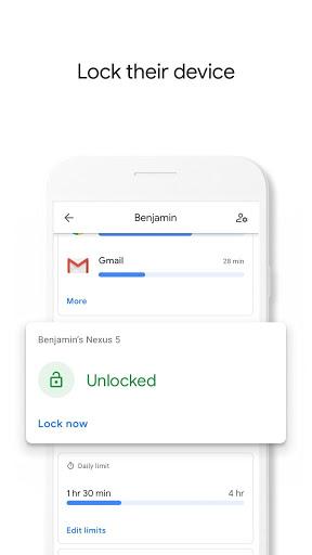 Google Family Link for parents screenshot 5