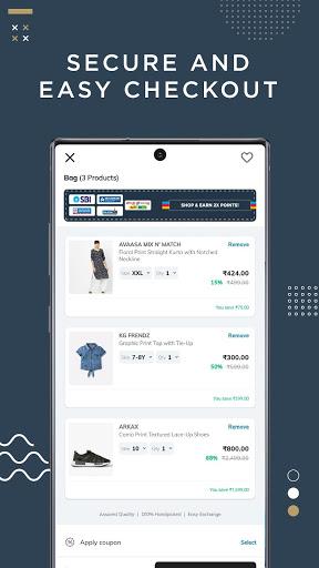 AJIO Online Shopping - Handpicked Curated Fashion 5 تصوير الشاشة