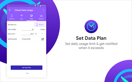 Check Data Usage - Monitor Internet Data Usage screenshot 9