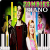 Disney's Zombies Piano Game أيقونة