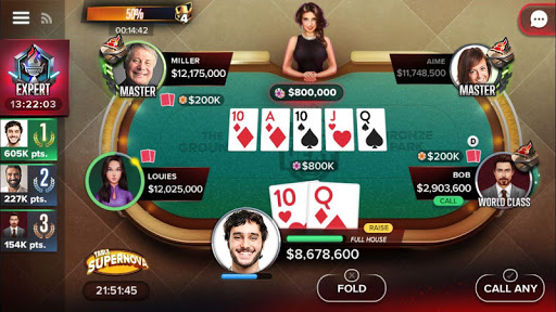 Poker Heat™ - Free Texas Holdem Poker Games screenshot 6