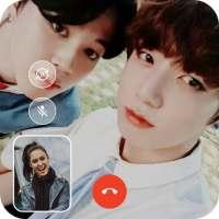Fake Video Call : B.T.S Call You on APKTom