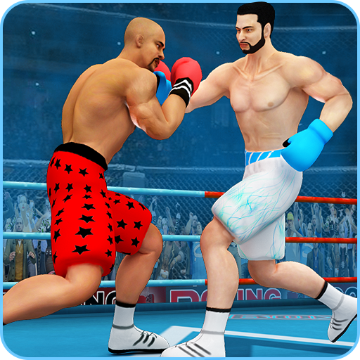 Real Punch Boxing Games: Kickboxing Super Star icon