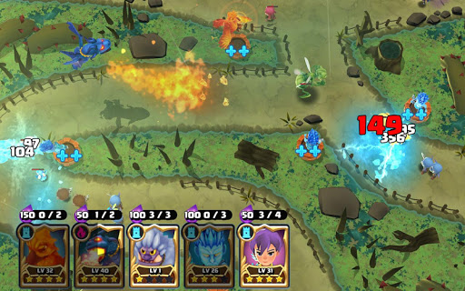 Beast Quest Ultimate Heroes 8 تصوير الشاشة