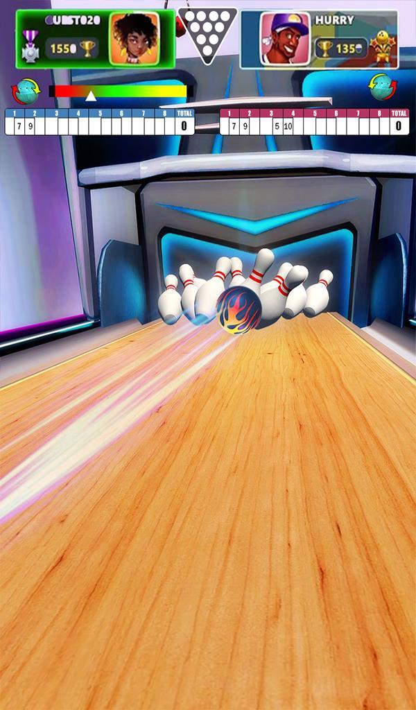 World Bowling Championship - New 3d Bowling Game 12 تصوير الشاشة