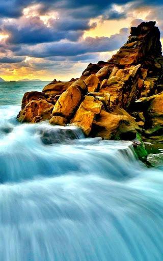 Wild Waterfalls Live Wallpaper screenshot 6