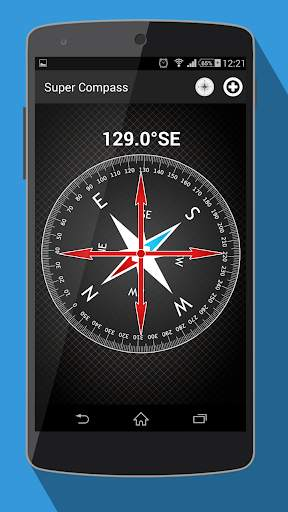 Compass for Android - App Free screenshot 3