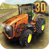 Tractor Simulator 3D on 9Apps
