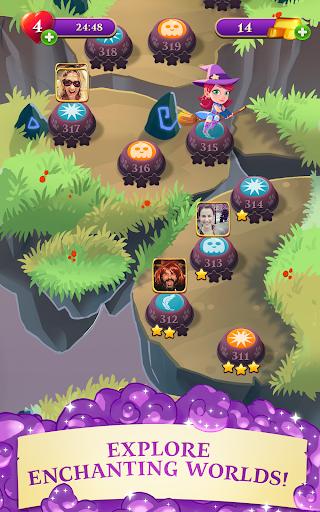 Bubble Witch 3 Saga 20 تصوير الشاشة