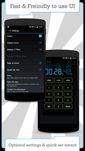 Stopwatch & Timer screenshot 3