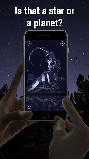 Star Walk 2 Free - Sky Map, Stars & Constellations 1 تصوير الشاشة