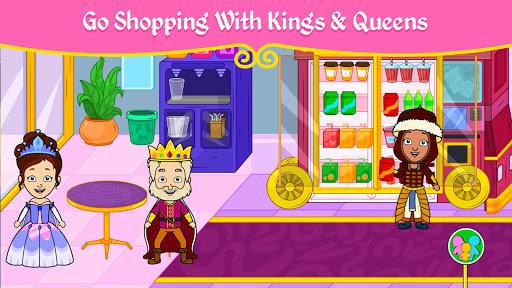 مدينة الأميرات - ألعاب بيت العرائس للأطفال 4 تصوير الشاشة
