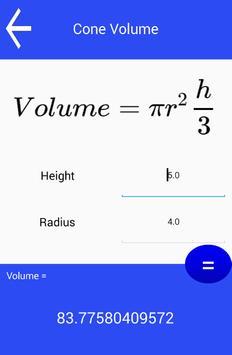 Volume Calculator screenshot 2