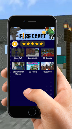 Mod Fire Craft for MCPE screenshot 5