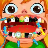 طبيب الابتسامة الجميلة , ألعاب طبيب الأسنان on 9Apps