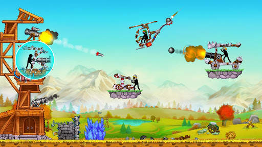 The Catapult 2 — Grow your castle tower defense screenshot 6
