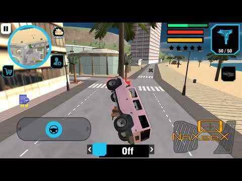 Truck Driver City Crush screenshot 1