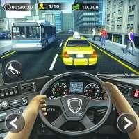 Kota Bis Menyetir Simulator on 9Apps