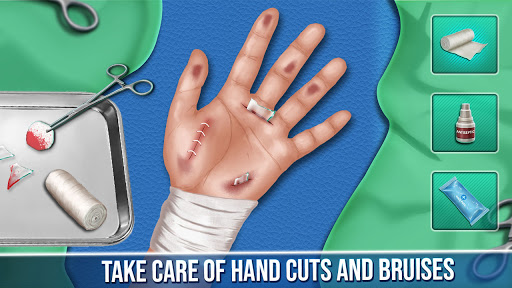 ألعاب طبيب جراحة القلب المفتوح الجديدة:العاب ممتعة 2 تصوير الشاشة