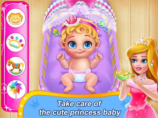 الحلو طفلة الأميرة السحرية 2 تصوير الشاشة