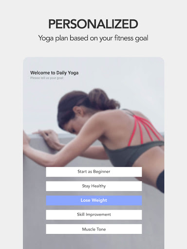 Daily Yoga - Yoga Fitness Plans 9 تصوير الشاشة