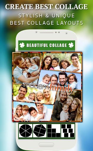 Family Photo Frames - Collage Editor screenshot 1