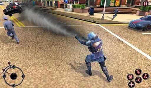 Immortal Wind Tornado hero Vegas Crime Mafia Sim screenshot 7