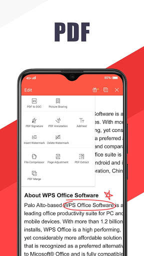 WPS Office - Free Office Suite for Word,PDF,Excel screenshot 6