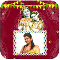 Radha Krishna Photo Frames on 9Apps