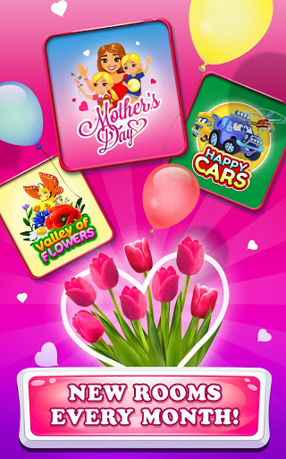Mother's Day Bingo screenshot 2