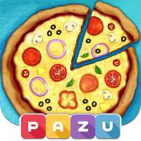Pizza maker - cooking and baking games for kids on 9Apps