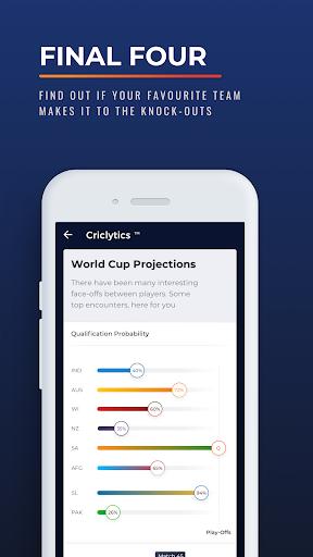 Cricket.com - Live Score, Match Predictions & News screenshot 4