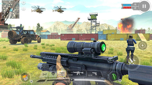 Commando Adventure Assassin: Free Games Offline screenshot 3