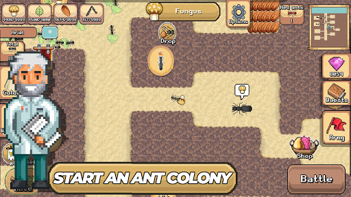 Pocket Ants: Colony Simulator screenshot 1