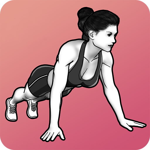 Female Fitness - Women Workout - Abs Exercises أيقونة
