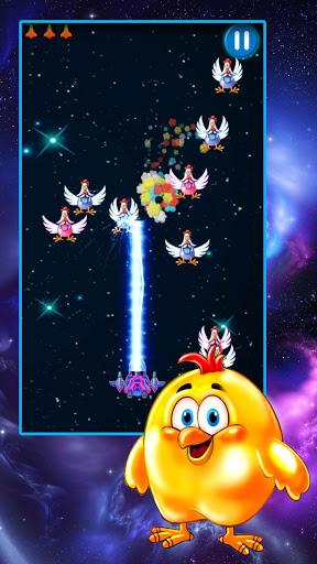Chicken Shooter: Galaxy Attack screenshot 5